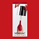 S550 Semilac One Step HybridPure Red5ml